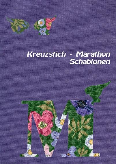 Schablonenheft KreuzstichMarathon