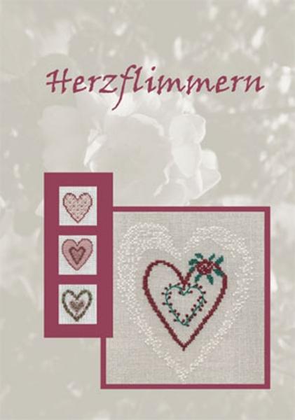 Stickbuch HERZFLIMMERN