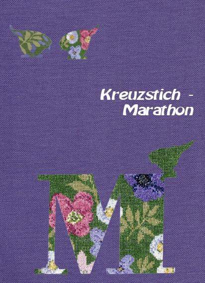 Stickbuch KreuzstichMarathon