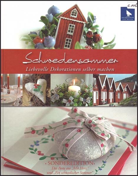 Handarbeitsbuch 'Schwedensommer'