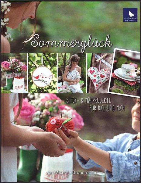 Handarbeitsbuch 'Sommerglück'