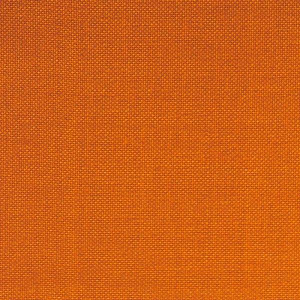130 cm Leinenband Farbe mandarin, 4 cm breit