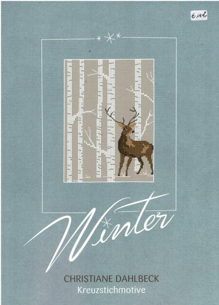 Kreuzstichbuch WINTER