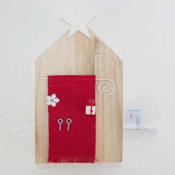 Materialpackung Holzhaus TÜRE