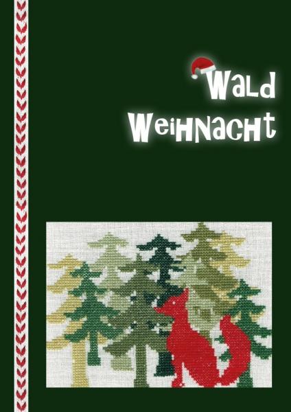 Stickbuch WaldWeihnacht