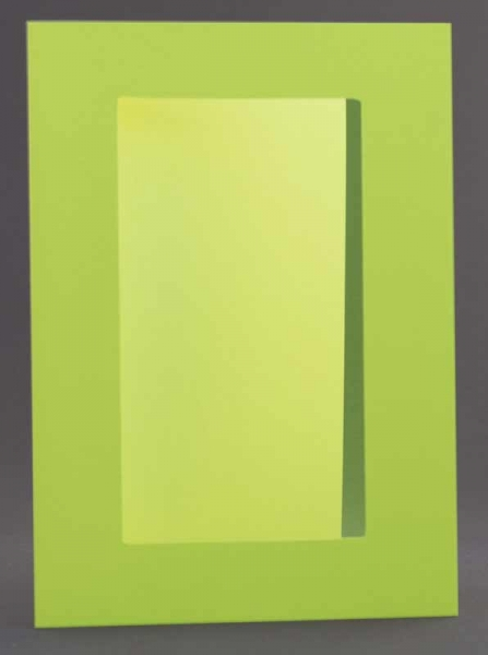 Passepartout-Karte maigrtün