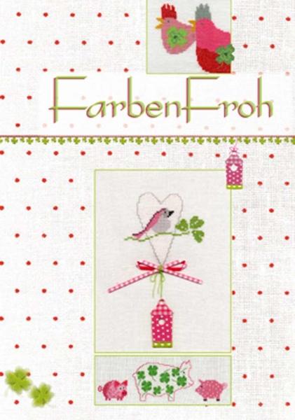Stickbuch FarbenFroh