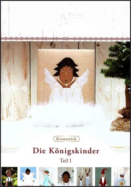 Kreuzstichheft 'Königskinder 1'
