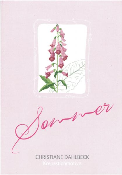 Kreuzstichbuch SOMMER
