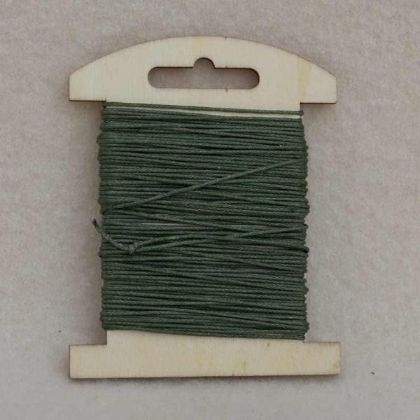 Synthetik-Kordel dunkelgrün