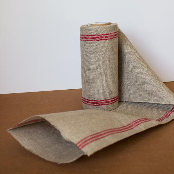 Leinen-Schlauchband