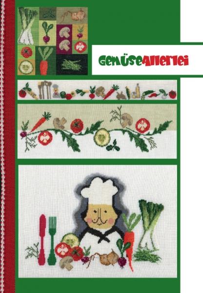 Stickbuch GemüseAllerlei