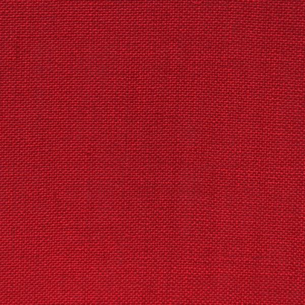Leinenbreitware kräftig rot Farbe 230