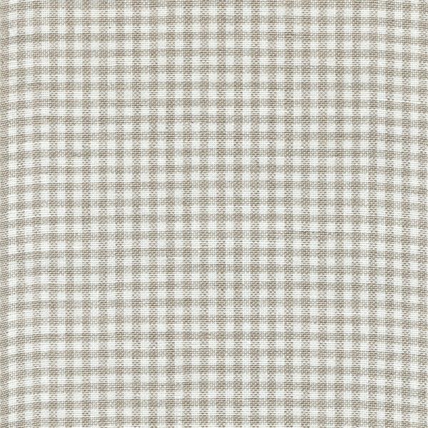 Leinenband, 200 cm kariert, natur/gebleicht, 20 cm breit