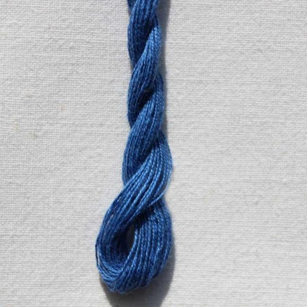 Stickgarn VH 2081 mittelblau matt