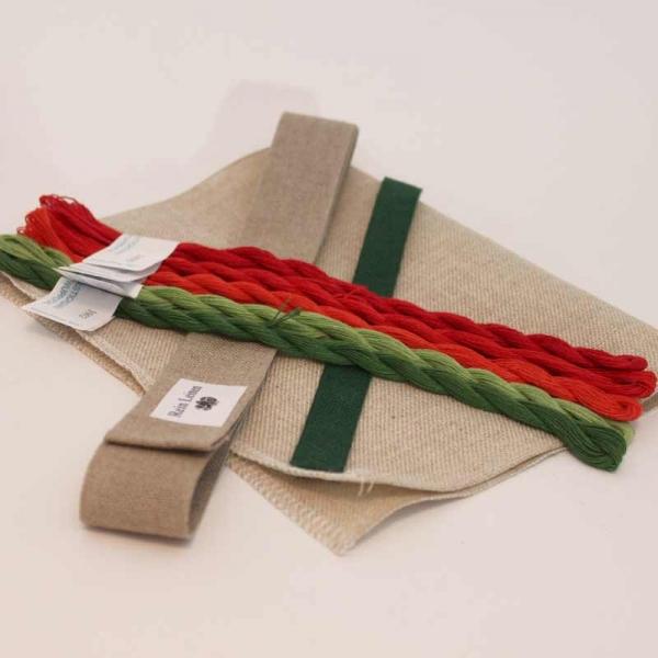 Materialpackung für Motiv FROHES FEST