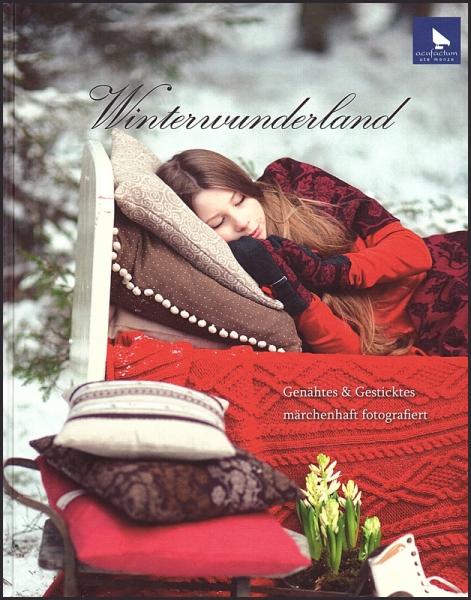 Handarbeitsbuch 'Winterwunderland'