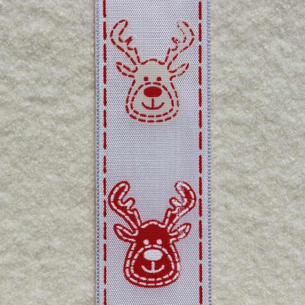 Deko-Druckband Rudolf