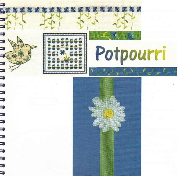 Stickbuch POTPOURRI