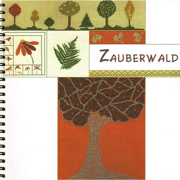 Stickbuch ZAUBERWALD