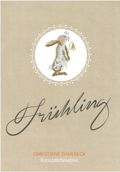 Kreuzstichbuch FRÜHLING