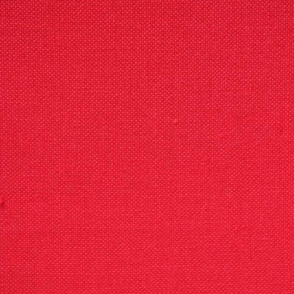 Leinenbreitware rot Farbe 208