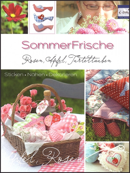 Handarbeitsbuch 'SommerFrische'