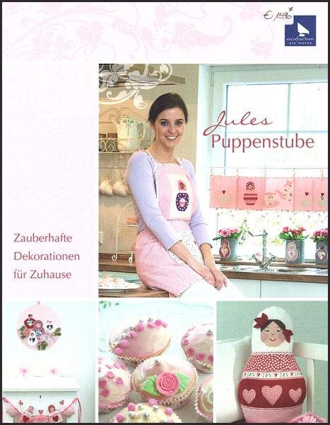 Handarbeitsbuch 'Jules Puppenstube'