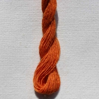 Stickgarn VH 2045 mandarin dunkel