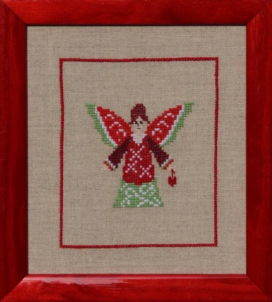 Bilderrahmen für Engel mit Herz