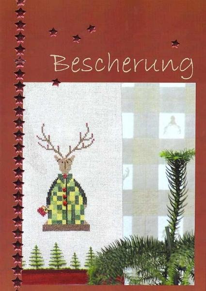 Stickbuch BESCHERUNG