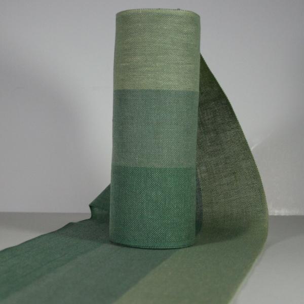 Leinenband, 70 cm dreifarbig, Fb. 4, 20 cm breit
