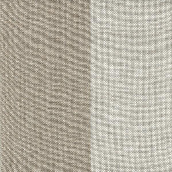 Leinenband, 90 cm gestreift natur/meliert, 20 cm breit