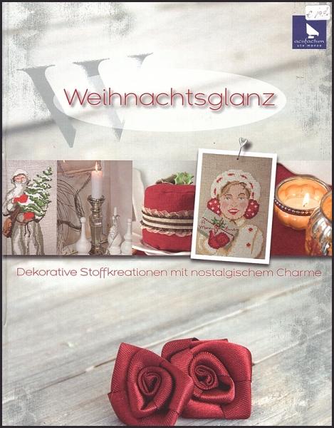 Handarbeitsbuch 'Weihnachtsglanz'