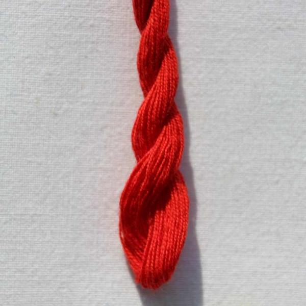 Stickgarn VH 3005 orangerot