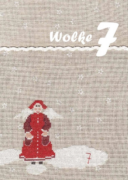 Stickbuch WOLKE 7