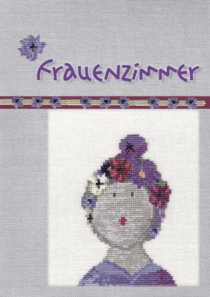 Stickbuch FrauenZimmer