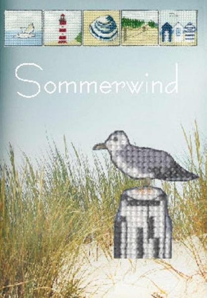 Stickbuch SOMMERWIND