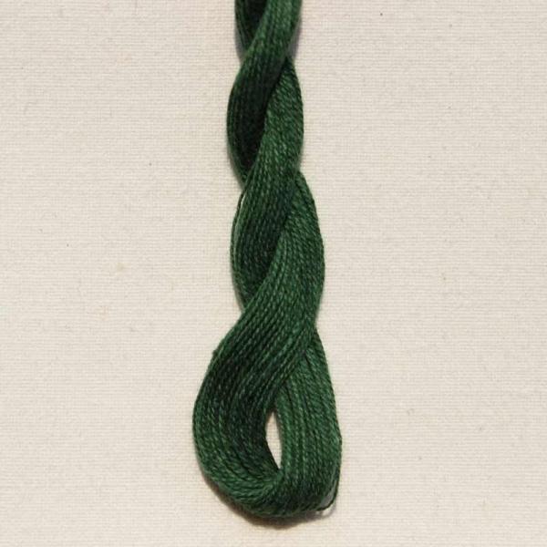 Stickgarn VH 4035 dunkelstes grün