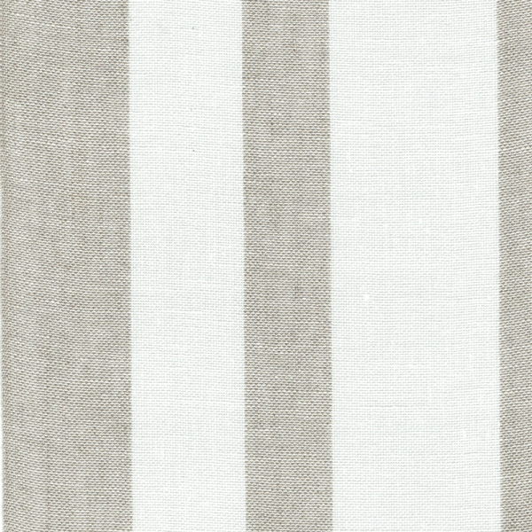 Leinenband, 175 cm, natur/gebleicht gestreift, 20 cm breit
