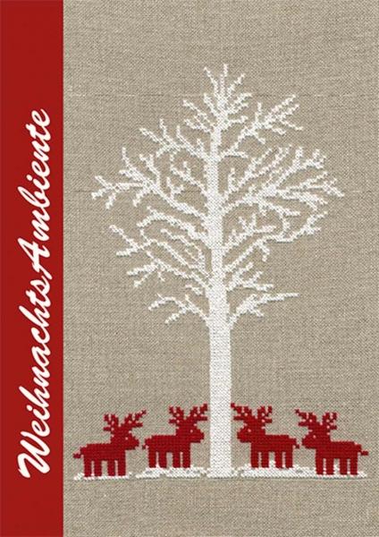 Stickbuch WeihnachtsAmbiente