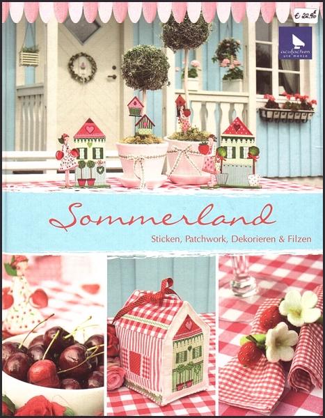 Handarbeitsbuch 'Sommerland'