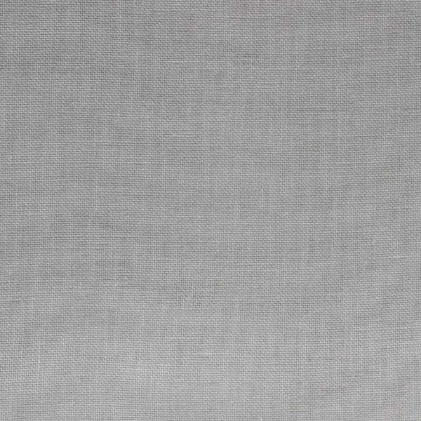 Leinenabschnitt silbergrau 12fädig, 40 x 30 cm