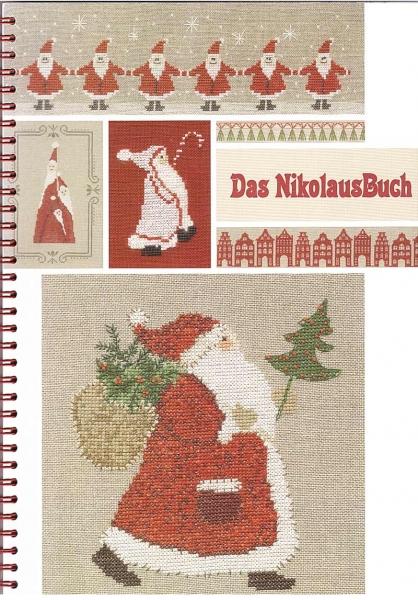 Stickbuch Das NikolausBuch