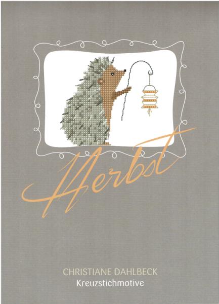 Kreuzstichbuch HERBST