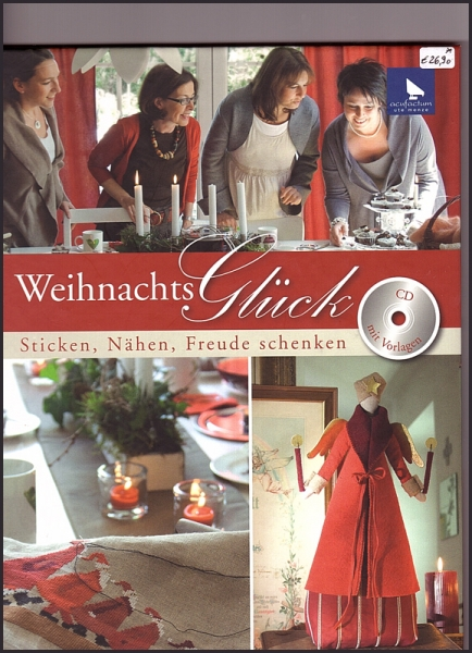 Handarbeitsbuch 'WeihnachtsGlück'
